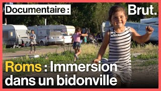 Documentaire Pierrelaye : immersion dans un camp de Roms