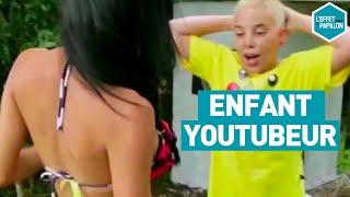Polémique des enfants Youtubeurs un peu trop adultes