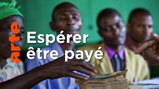 RDC : le long chemin d'un salaire