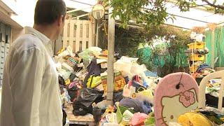 Documentaire Syndrome de Diogène : ils vivent dans leurs déchets