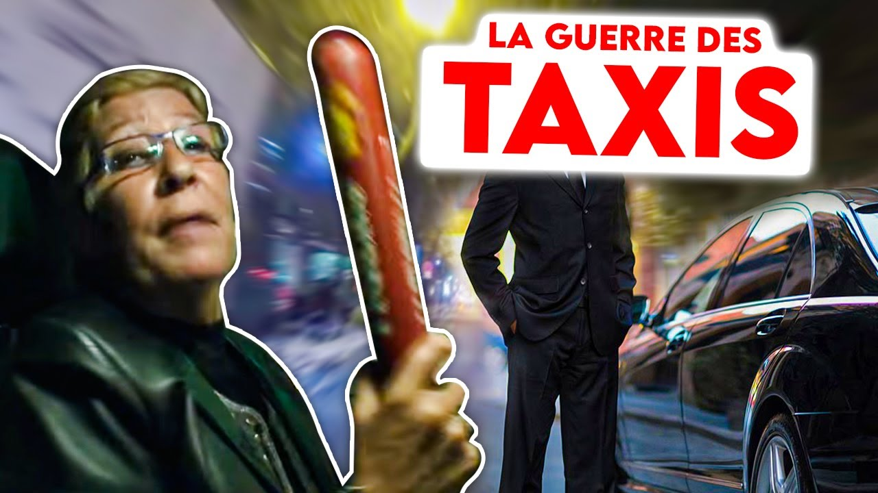 Documentaire Taxis : arnaques, combines et concurrence