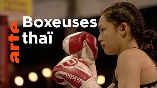 Thaïlande : Muay-thaï, toutes sur le ring !