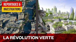 Documentaire Toits de Paris, des jardins extraordinaires – Les secrets de la révolution verte