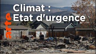Documentaire USA : « Green deal » contre « pyromane du climat »