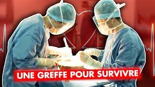 Documentaire Urgent, la vie en suspens : une greffe pour survivre