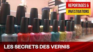 Documentaire Vernis à ongles, ils nous en font voir de toutes les couleurs
