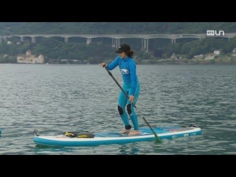 Le paddle: un sport en plein essor