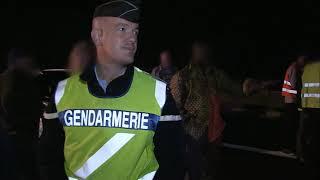 Documentaire Autoroute : tensions en pleine nuit