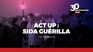 Documentaire Act up : sida guerilla