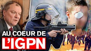 Documentaire Bavures policières : l'IGPN mène l'enquête