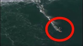 Documentaire Belharra, la plus grande vague du monde