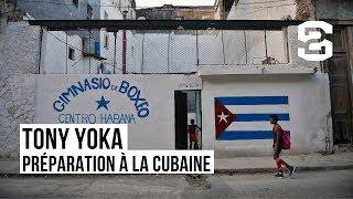 Documentaire Tony Yoka, voyage initiatique à Cuba