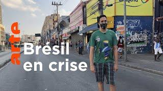 Documentaire Brésil : Covid, le virus de la division