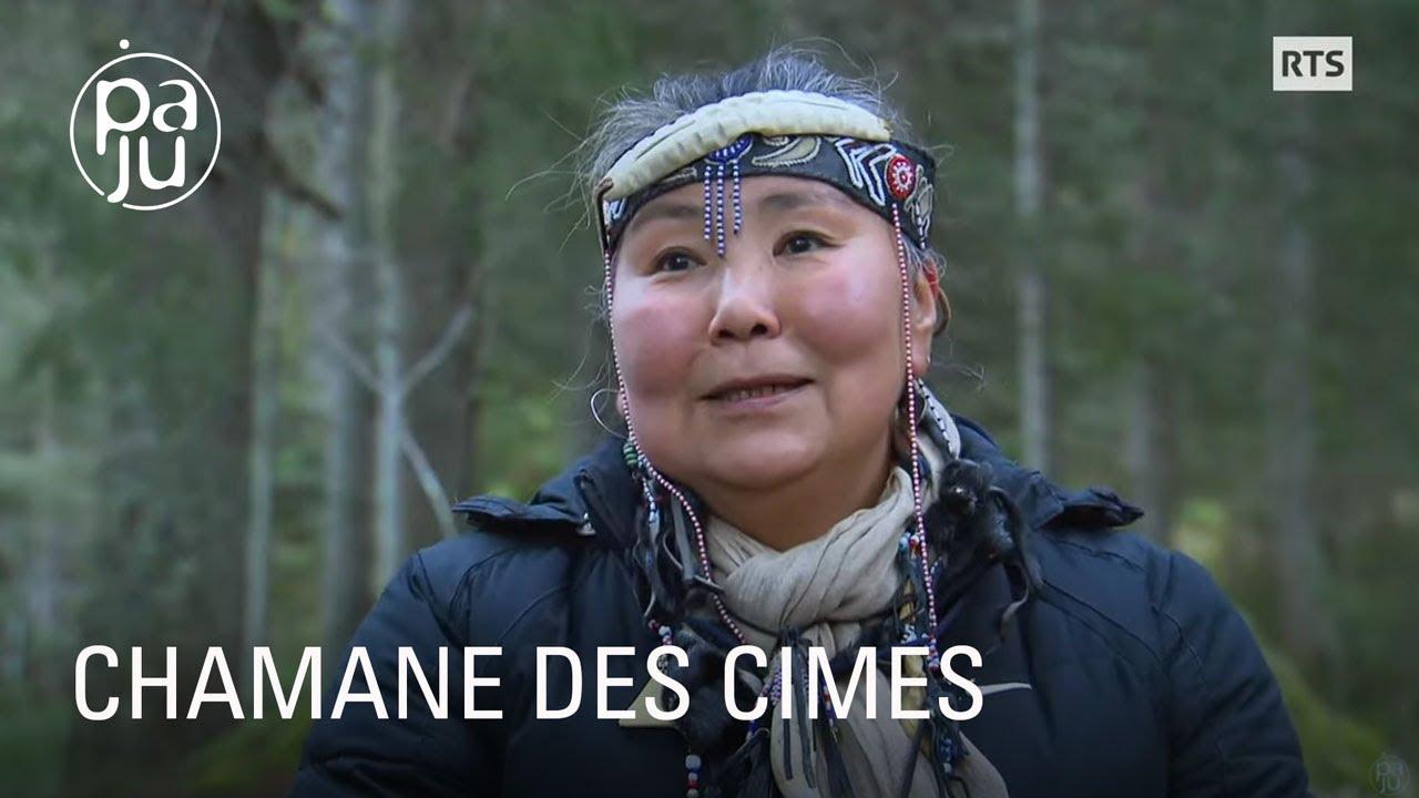 Documentaire Chamane de Sibérie, Olga perpétue son art dans les Alpes suisses