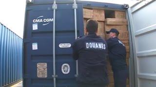Documentaire Contrefaçon : la douane en action