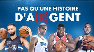 Documentaire Coulisses : les frenchies NBA & leurs agents