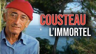 Documentaire Cousteau, l'immortel au bonnet rouge