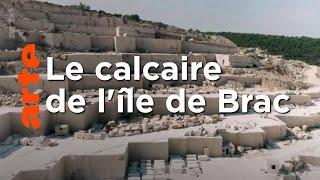 Documentaire Croatie, les tailleurs de pierre de Brac