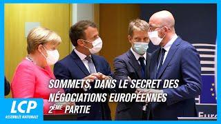 Documentaire Dans le secret des négociations européennes : la crise du coronavirus