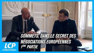Documentaire Dans le secret des négociations européennes : le climat