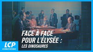 Documentaire Face à face pour l'Elysée (1ère partie) – Les dinosaures