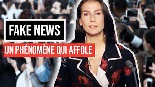 Documentaire Fake news, rumeurs : autopsie d'un phénomène qui affole