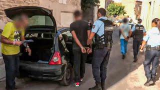Documentaire Gendarmes : l'été très chaud du Grau-Du-Roi