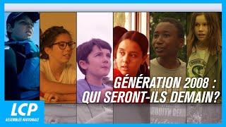 Documentaire Génération 2008 : qui seront-ils demain ?