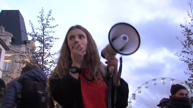 Documentaire Génération Greta, le combat de notre vie