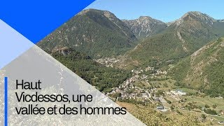 Documentaire Haut Vicdessos, une vallée et des hommes