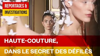 Haute couture, Paris capitale du Monde - la course à la perfection