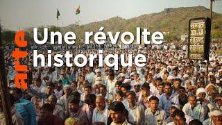 Documentaire Inde : la colère des agriculteurs