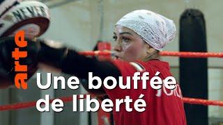Documentaire Jordanie, les femmes montent sur le ring