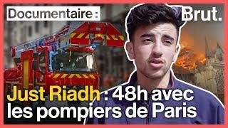 En immersion avec les sapeurs-pompiers de Paris