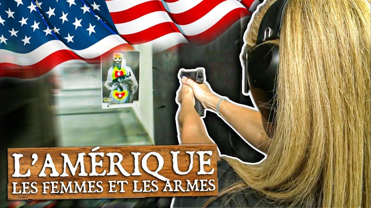 L'Amérique, les femmes et les armes