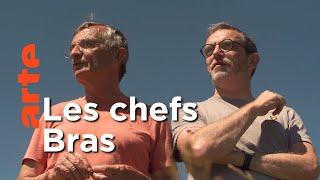 Documentaire L'Aveyron des chefs Bras / Tanzanie / Sicile ┃ Invitation Au Voyage