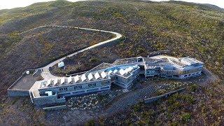 Documentaire La Réunion : L'observatoire du Maïdo, sentinelle du climat