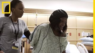 Documentaire La mortalité maternelle chez les femmes afro-américaines