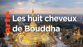 La pagode de Shwedagon en Birmanie | Des monuments et des hommes