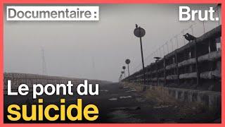 """Le """"Pont du suicide"""" de Mumbai"""