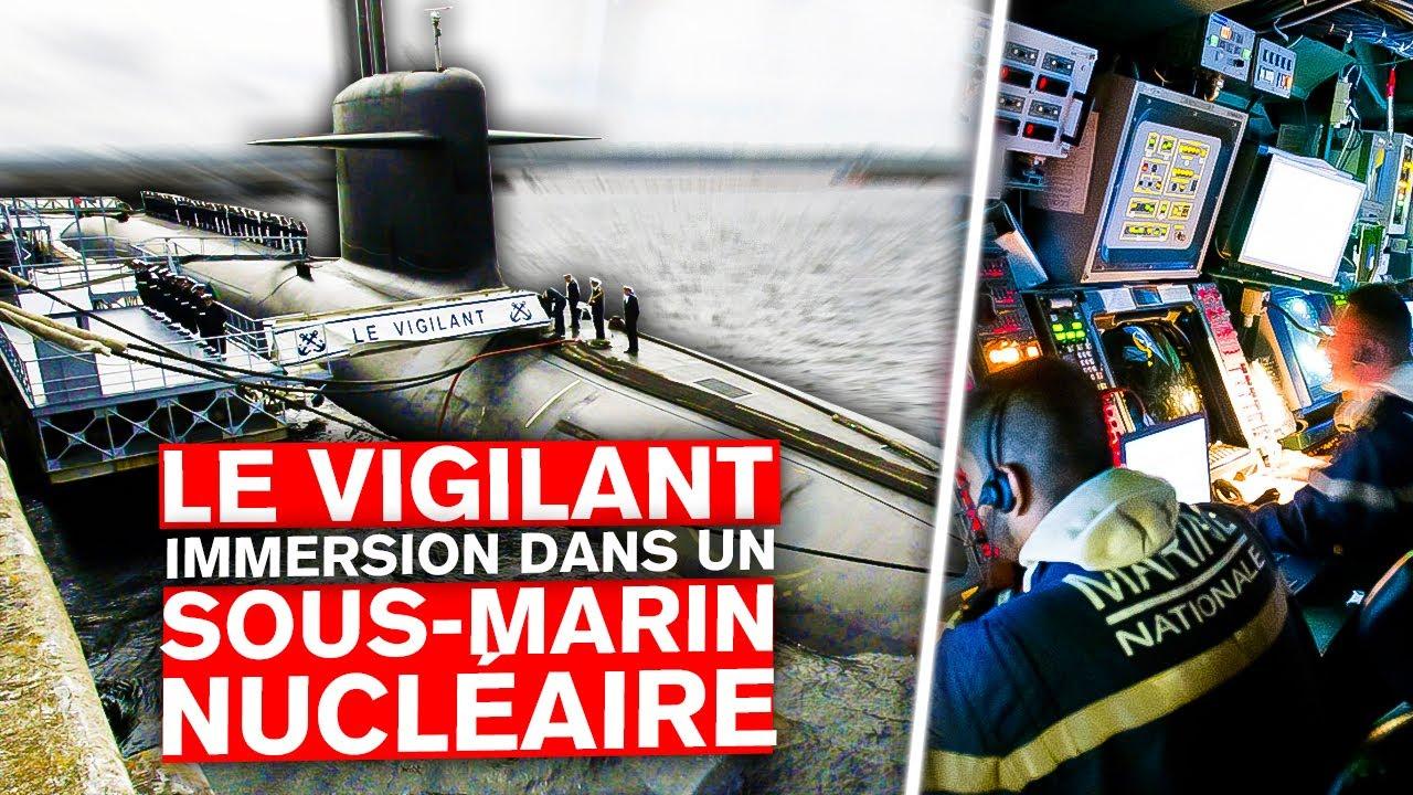 Le Vigilant : immersion dans un sous-marin nucléaire