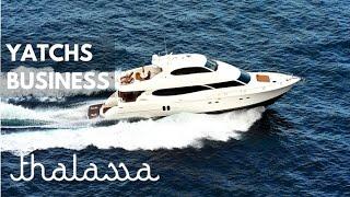 Documentaire Le juteux business des yatchs de luxe