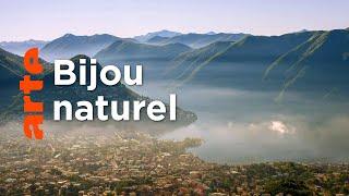 Le lac de Lugano | Par delà les Alpes