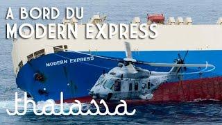 Le sauvetage du Modern Express