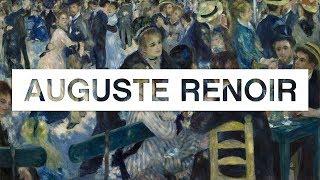 Les grands maîtres de la peinture: Pierre-Auguste Renoir