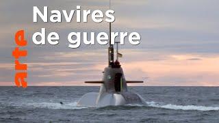 L'histoire des sous-marins (2/2) | Risque en eau profonde