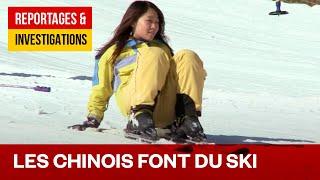 L'or blanc Chinois - Les nouvelles frontières des sports d'hiver