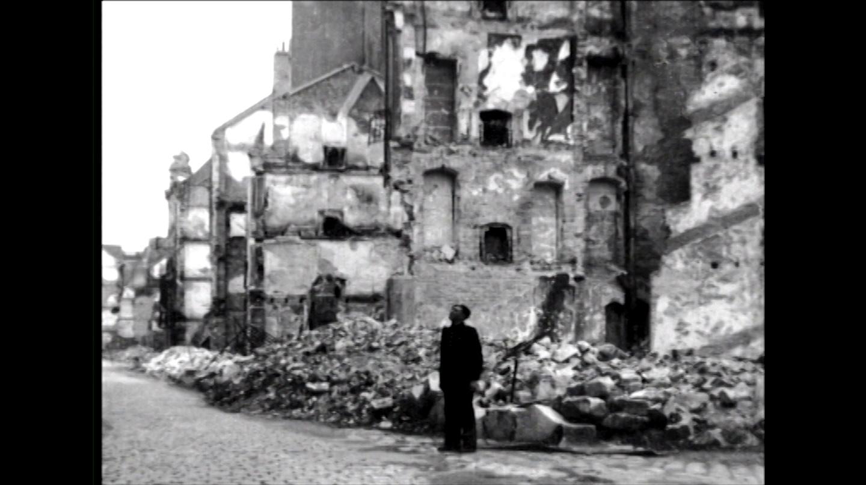Documentaire Lorient, les mémoires d'une ville détruite