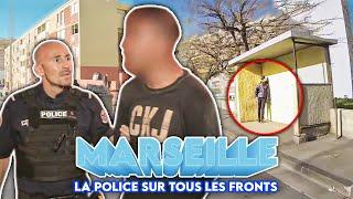 Marseille : La police sur tous les fronts