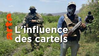 Documentaire Mexique : coronavirus, la fièvre sociale des narcos